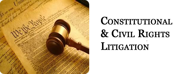 Civil and Constitutional Rights Litigation