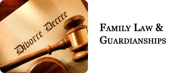 Family Law and Guardianships